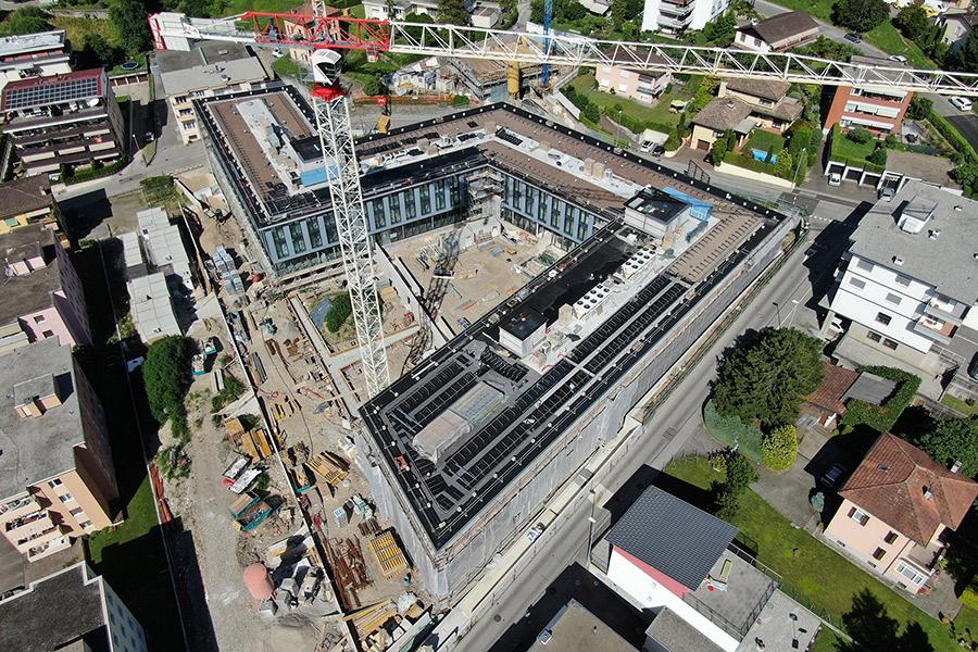 Multi-functional Centre of Pregassona  / 2